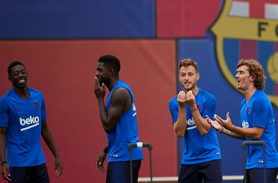 Y no es Umtiti, Rakitic o Dembélé: el crack que se va harto de Messi