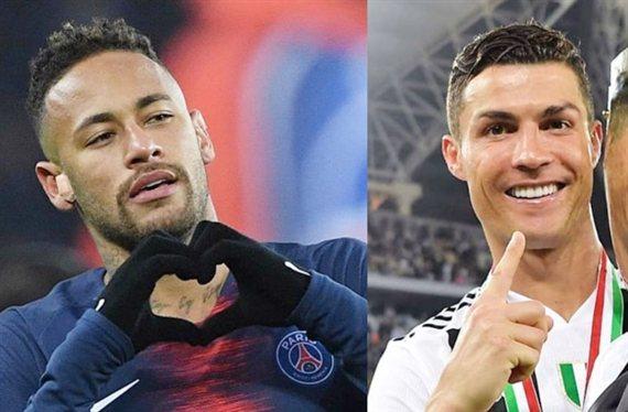Cristiano Ronaldo y Neymar: hay oferta (y mejora la de Barça y Real Madrid)