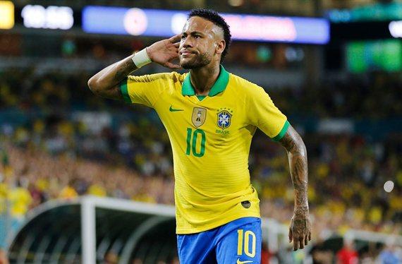 Neymar apuñala Messi: casa, contrato millonario y ¡presentación en enero!