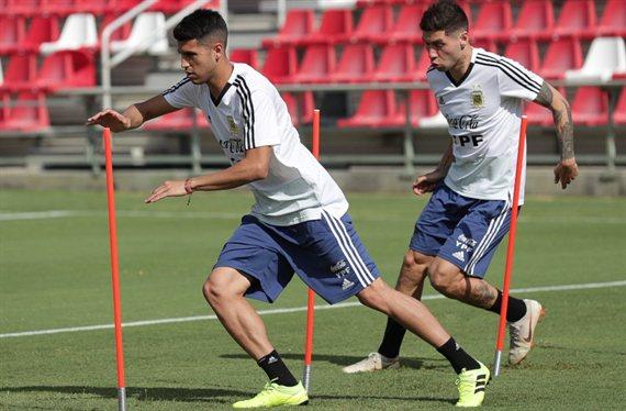 La formación y los cambios de la Selección Argentina para jugar ante México
