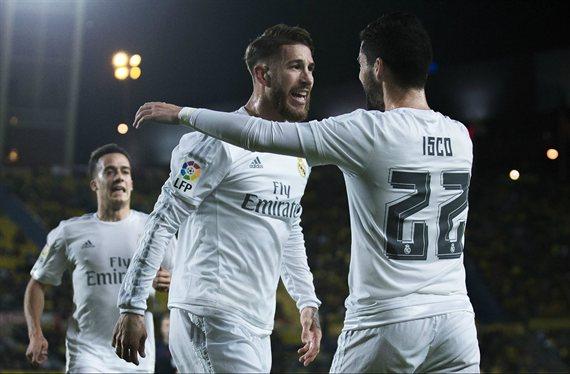 El 'top secret' de Isco Alarcón que Sergio Ramos tapa en el Real Madrid