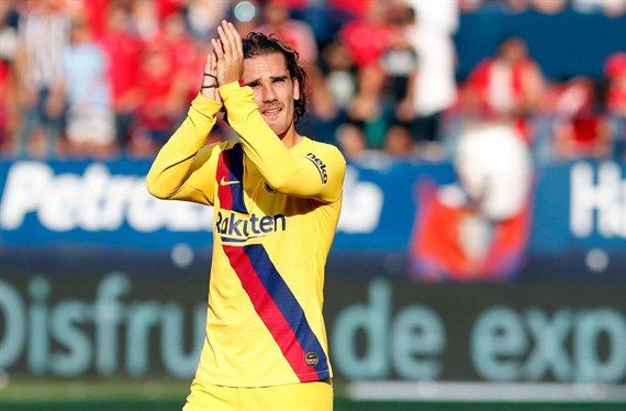 La pelea de Antoine Griezmann que Messi calla en el Barça