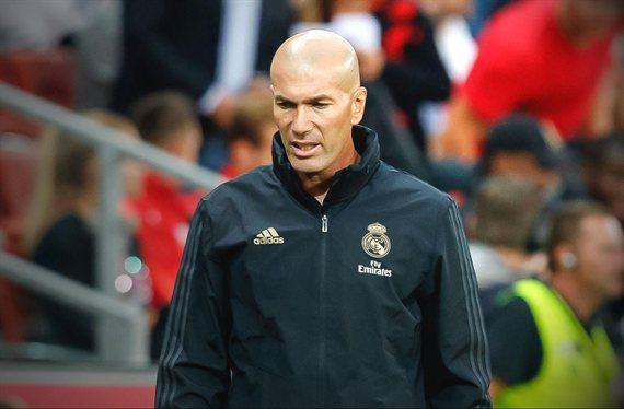 ¡Zidane corta una cabeza! Este no juega más: ¡El muerto en el Real Madrid!