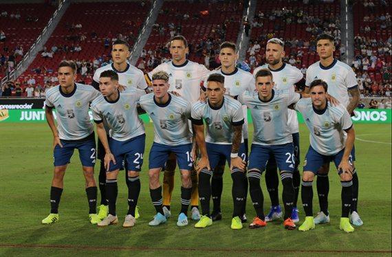 Toda la información del Argentina-México: formaciones, estadio, hora y TV