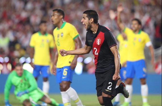 Gareca se tomó revancha de la Copa América y Perú derrotó a Brasil
