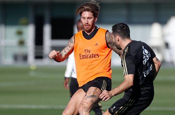 Sergio Ramos y Carvajal alucinan: el crack que deja el Real Madrid en enero