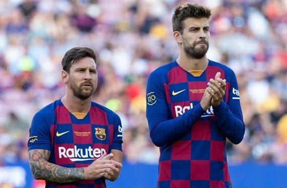 ¡Traición! Florentino Pérez lo tenía atado, pero elige a Piqué y Messi