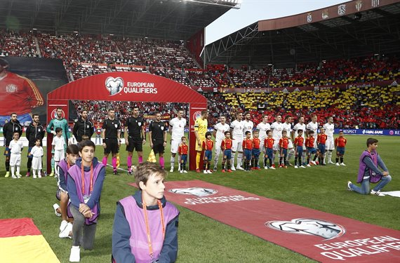 ¡Fichaje para 2020! Barça y Madrid a la pelea por un internacional español