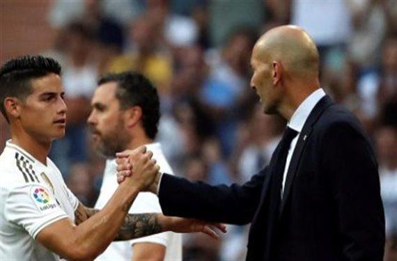 Zidane contra el mundo y el Bernabéu