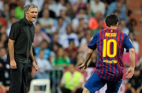 La inesperada confesión de José Mourinho sobre Messi