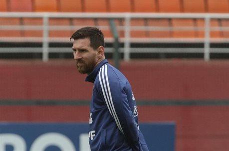 """""""Podría ser tan bueno como Messi"""" Las palabras que podrían herir al astro"""