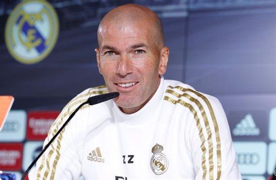 """""""Él es el futuro del Real Madrid"""" Zinedine Zidane sentencia"""