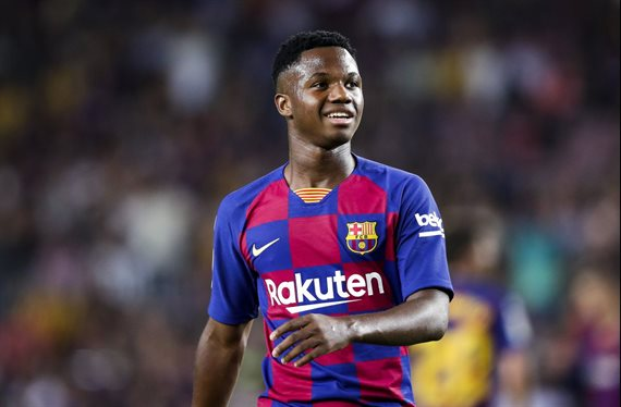 La promesa de Messi a Ansu Fati que estropea los planes de Florentino Pérez