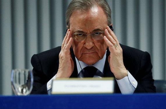 """""""Está en la calle"""". Florentino Pérez tritura a un crack en el Real Madrid"""