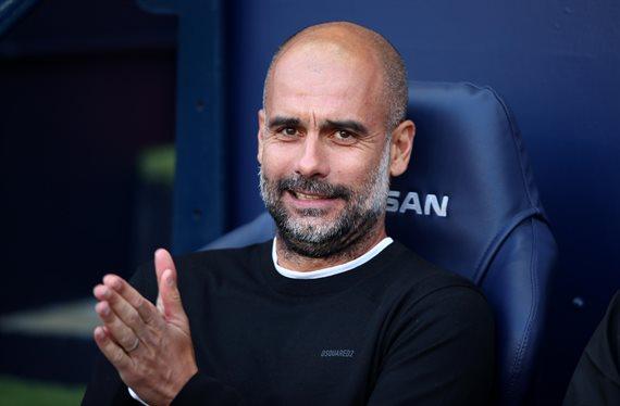 ¡Guardiola lo pide! Es mejor que Ansu Fati y el Barça no le da minutos