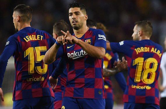El mensaje a Luis Suárez que revoluciona el Barça (y es una amenaza)