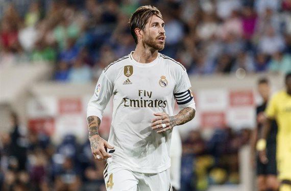 Sergio Ramos calla: la pelea que hubo tras el Real Madrid-Levante