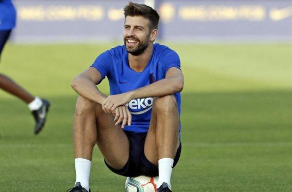 Piqué le señala: el responsable de los males del Barça es un jugador