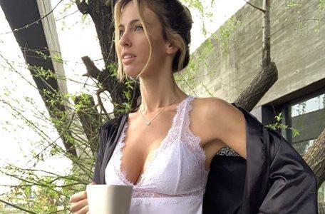 Rocío Guirao se la abre y lo mueve mejor que Shakira ¡Vaya trasero!