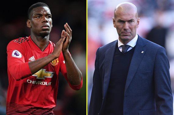 Pogba llama a Messi (y arde Madrid): ¡Zidane loco!