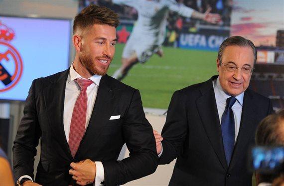 Florentino Pérez se va a cargar a Sergio Ramos: ¡Se acabó! Hay fichaje