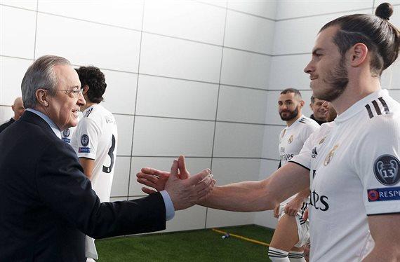 Florentino Pérez saca pecho: soy el que más sabe de fútbol