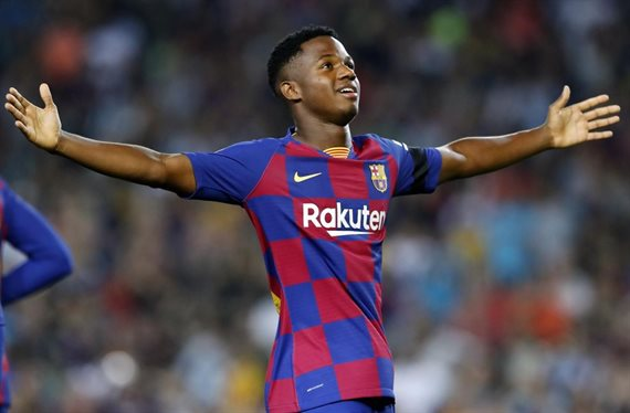 Ansu Fati se cobra su primera víctima: el jugador al que echa del Barça