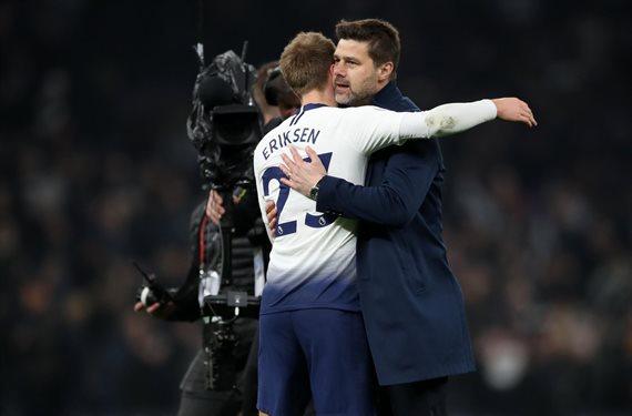 ¡Quiere jugar para Zidane! Es un crack del Tottenham (y no es Eriksen)