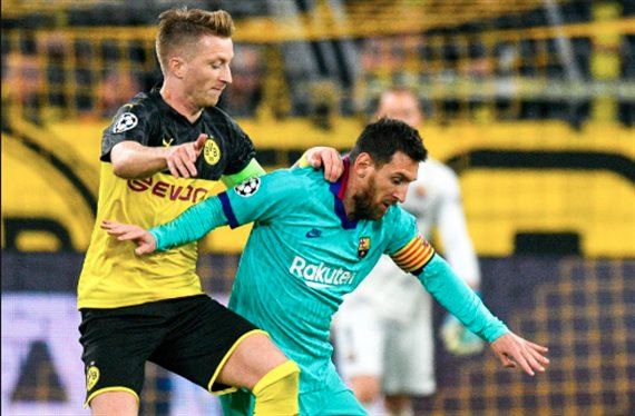¡Messi no lo quiere en el Barça! Sentenciado en Dortmund (y Valverde traga)
