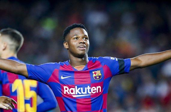 ¡Tiembla el Barça! El récord del joven más inesperado que quiere Florentino