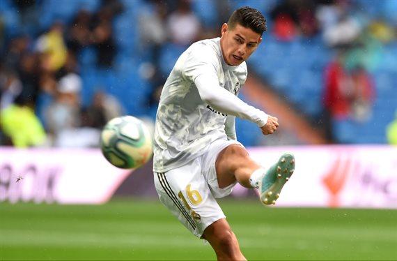 James Rodríguez lo confirma: el traidor en el vestuario del Real Madrid