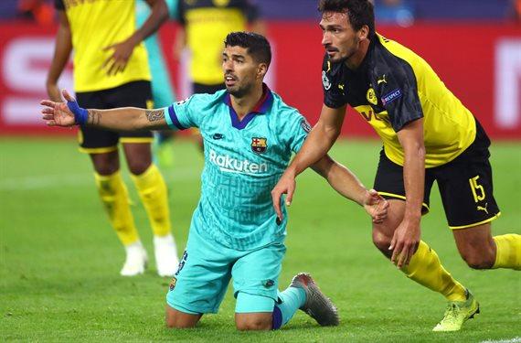 Luis Suárez lo veta: el fichaje que prohíbe al Barça