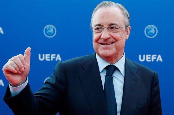 Florentino Pérez tiene un tapado galáctico para el ataque del Real Madrid