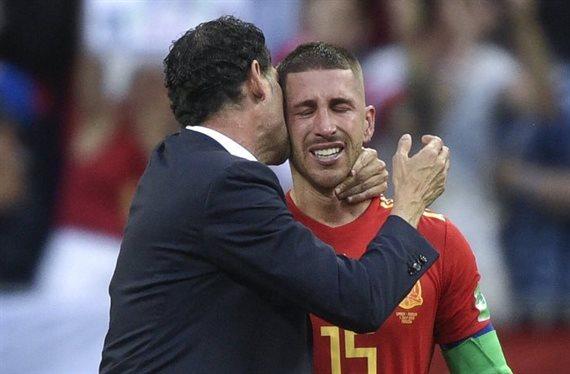 Ramos indignado: Tremendo lío con la convocatoria de Zidane