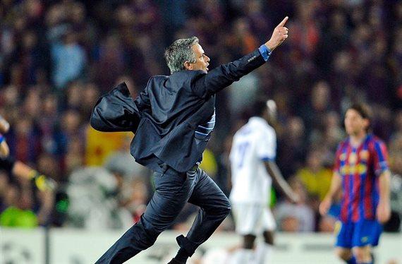 ¡Ver para creer! El Barça recurre a Mourinho para ganar la Champions