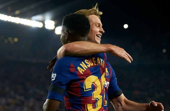 ¡Arde el Barça! Messi lo señaló, Valverde se lo quedó y ahora está olvidado