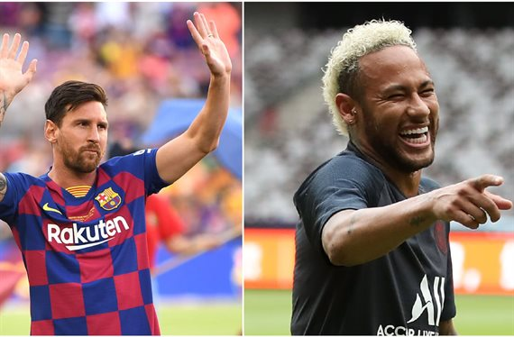 Neymar apuñala a Messi: pacto secreto: ¡Se va del PSG en enero!