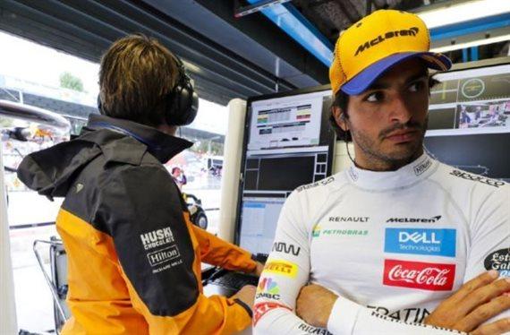 Carlos Sainz Junior exige mejoras a Mclaren para Singapur