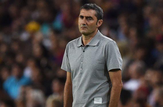 Un crack del Barça se harta de Ernesto Valverde y pide salir en enero