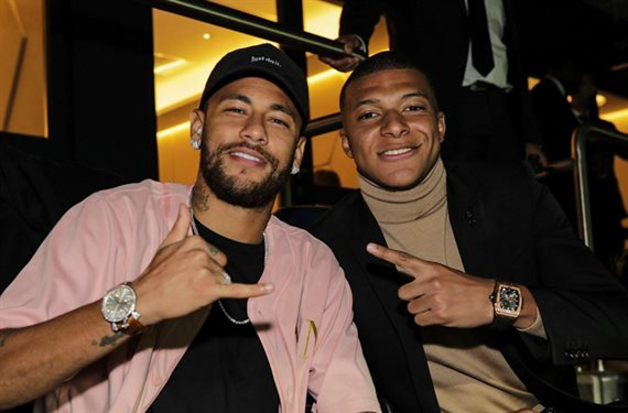 """El PSG arde: """"Si Mbappé y Neymar no quieren, nosotros podemos"""""""