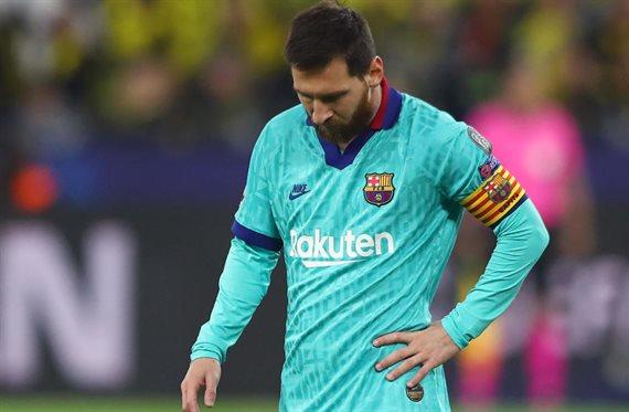No quiere saber nada de Messi: el galáctico que pasa del Barça