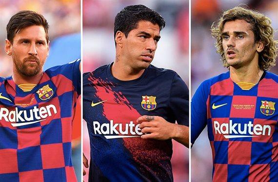 Suárez lo pide, Messi lo aprueba y molesta a Griezmann: un fichaje sorpresa