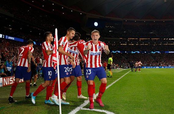 Cristiano Ronaldo elogia al nuevo líder del Atlético (y no es Joao Félix)