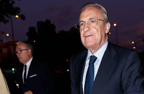 Florentino Pérez ya tiene a un jugador para negociar por Jadon Sancho