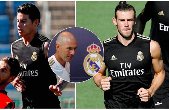 El feo de James Rodríguez (y Bale) que Florentino Pérez tapa