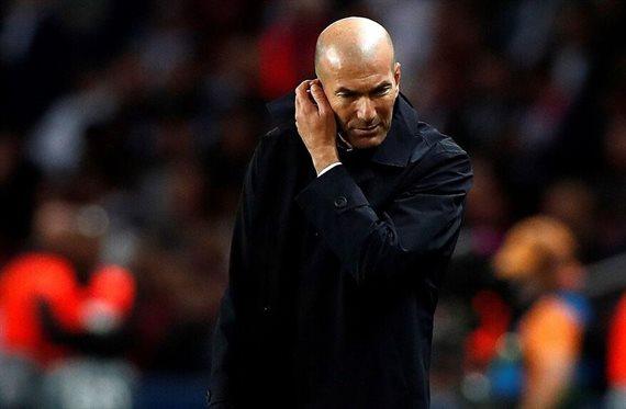 Zinedine Zidane sentencia a estos jugadores: ¡ojo a la revolución!