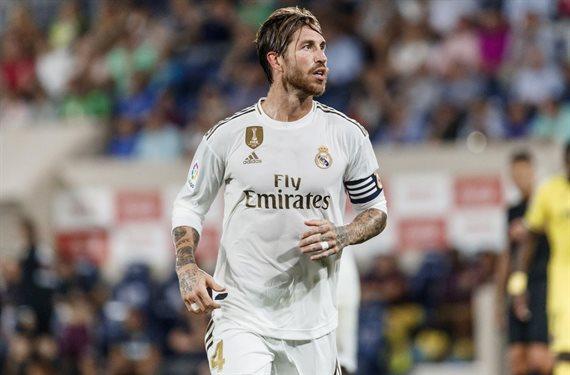 La pelea brutal de Sergio Ramos en el vestuario del Real Madrid