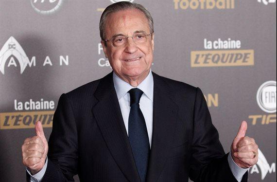 Llama a Florentino Pérez: el galáctico para acabar con el Barça de Messi