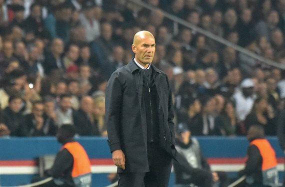 Zidane ya ha recibido el mensaje: puerta grande o enfermería el domingo