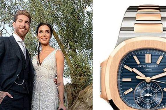 ¡VAR! Le han robado un reloj en el vestuario valorado en 70.000 euros